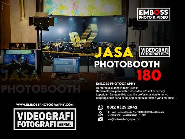 PAKET PHOTOBOOTH 180